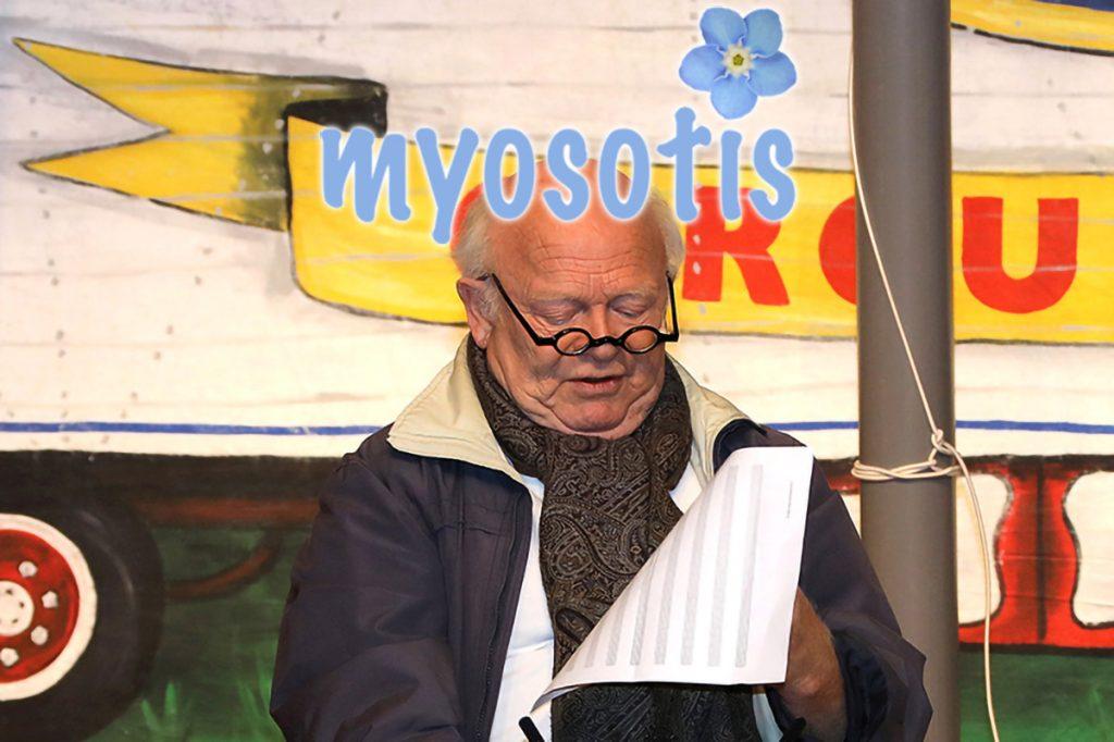 Myosotis voorstelling voor mensen met dementie